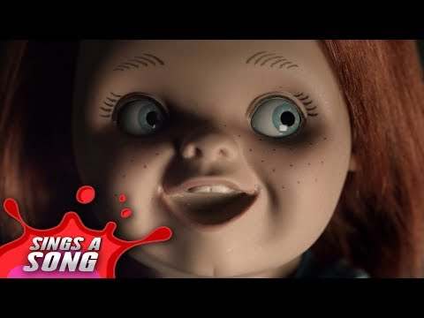 Chucky Sings A Song (Scary Child's Play Halloween Parody)