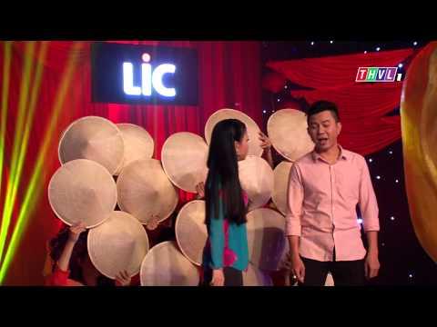 Cười Xuyên Việt Tập 1 - ANH ĐI GIỮ VƯỜN: Cẩm Ly, Quốc Đại