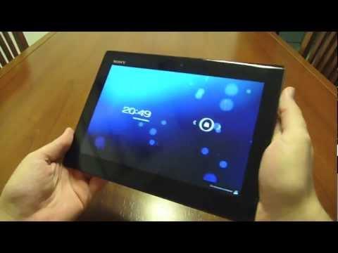 Revisión del Sony Xperia Tablet S