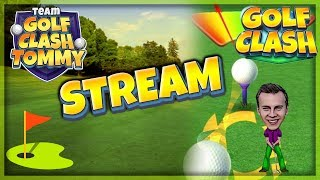 Golf Clash LIVESTREAM, Opening round - Master Division - Vintage Open Tournament!