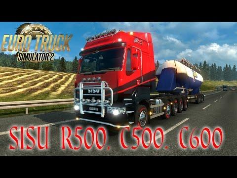 SISU R500, C500 and C600 1.1.7