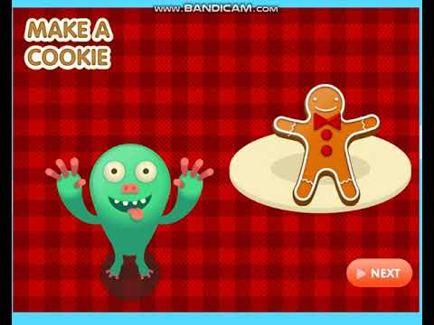 Make A Cookie Game From Abcya