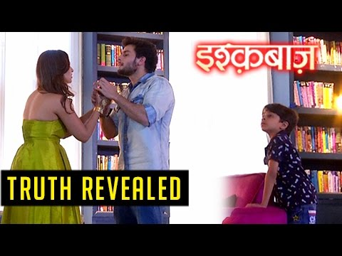 Rudra & Sahil REVEAL Tia's TRUTH | Ishqbaaz