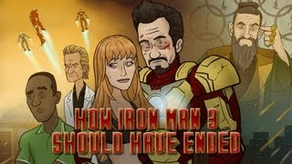 Nonton How Iron Man 3 Should Have Ended Film Subtitle Indonesia Streaming Movie Download