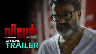 Video Villain Movie Official 4K Trailer | Mohanlal | Manju Warrier | Raashi | Vishal | Hansika | Srikanth MP3, 3GP, MP4, WEBM, AVI, FLV Oktober 2017