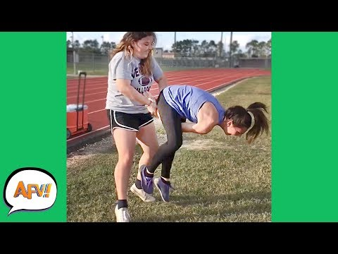 List Of Really BAD IDEAS! Funniest Fails | AFV 2019