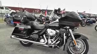 7. 630579 - 2012 Harley Davidson Road Glide Ultra FLTRU - Used motorcycles for sale