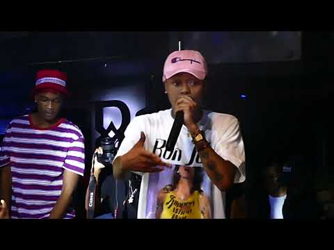 A Reece Live At Richdbn Junior Laive Birthday Celebration 1