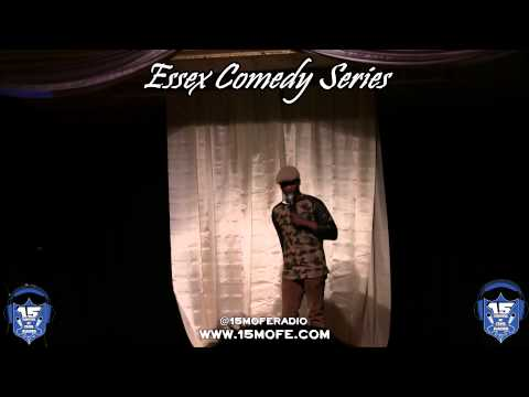 {Comedy} Smokey Suarez Live at the Essex Comedy Series (Part 3)