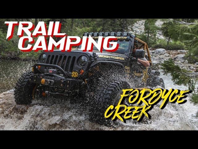 Off Road Adventure in Fordyce Creek