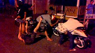 Parepare Indonesia  city pictures gallery : harlem shake indonesia - parepare pos ronda