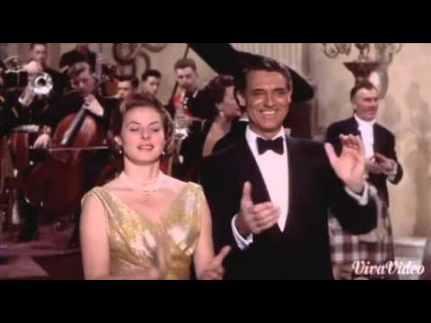 Cary Grant dance - Indiscreet (1958)