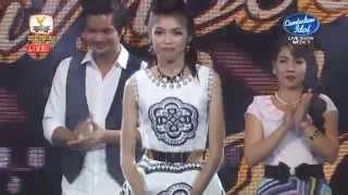 Khmer TV Show - Cambodian Idol Live show Week 05