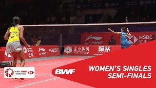 Download Video SF | WS | PUSARLA V. Sindhu (IND) vs Ratchanok INTANON (THA) | BWF 2018 MP3 3GP MP4