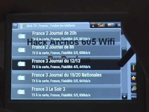 comment retrouver l'icone wifi