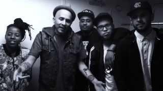 Quilomboarte 9 aniversario DF/MX 2014 Confirmación DJ Babu & Rakaa Iriscience