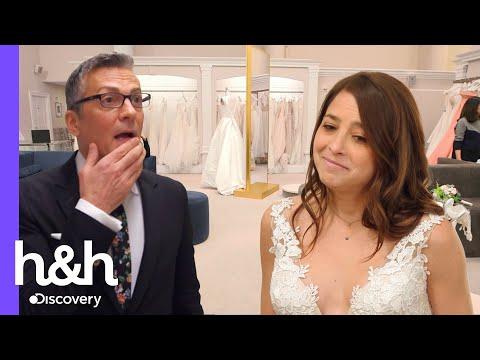 Novia se niega a usar vestido y quiere un pantalón en su boda   Vestido de Novia   Discovery H&H