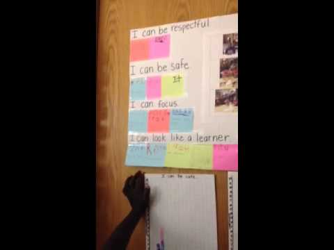 Kindergarten Students Share About PDSA (Plan-Do-Study-Act) Process