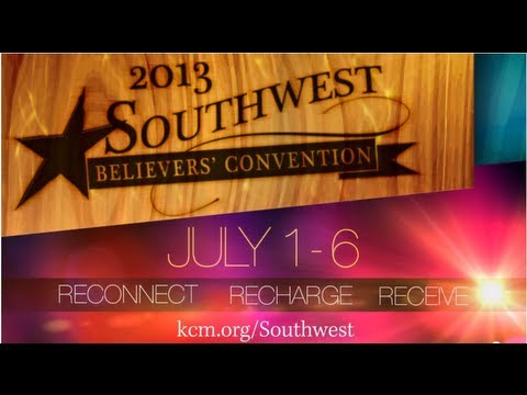 Reconnect, Recharge, Receive! July 1-6!!