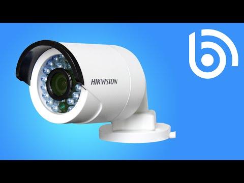 Hikvision DS-2CD2042WD-I IP Camera Demo