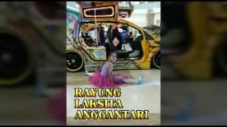Pemain piano cilik kelas 3 sd Rayung Laksita Anggantari