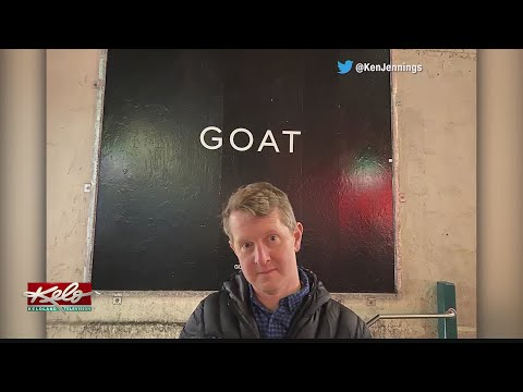 Ken Jennings wins GOAT Jeopardy tournament