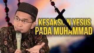 Video Kesaksian YESUS pada Kelahiran Nabi Muhammad - Ustadz Adi Hidayat LC MA MP3, 3GP, MP4, WEBM, AVI, FLV April 2019
