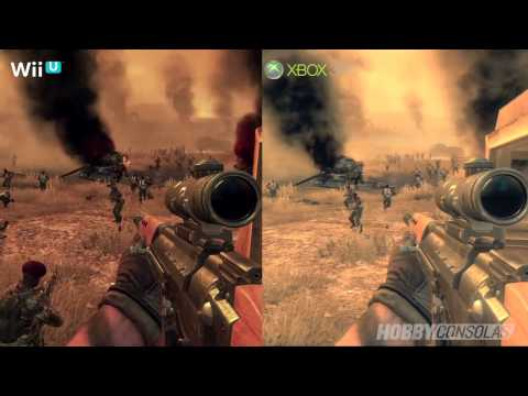 call of duty black ops ii wii u test