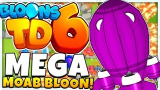 EASIEST MAP?? - ROUND 100?? - NEW TOWERS, 5 UPGRADE TOWERS AND HEROES (BLOONS TOWER DEFENSE 6)