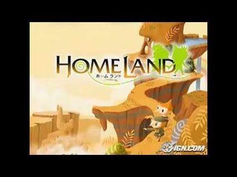 homeland gamecube game