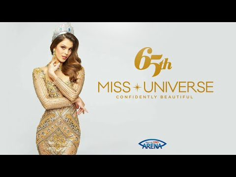 Miss Universe 2016 - Iris Mittenaere