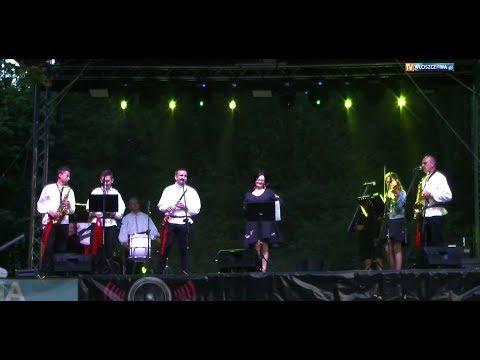 Kapela Włoszczowskie Muzykanty na Przeglądzie Zespołów Chlewice 2019