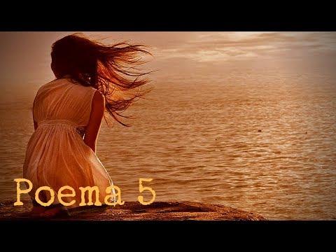 Pablo Neruda poema 5 - Para que tú me oigas