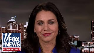 Tulsi Gabbard sounds off after ripping Kamala Harris at debate