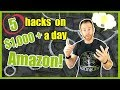 How to find Amazon products that make you $1,000 a day | 2018 strategies!