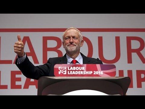 Βρετανία: Ο Τζέρεμι Κόρμπιν επανεξελέγη ηγέτης του Εργατικού κόμματος