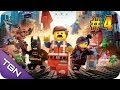 Lego Movie The Videogame Gameplay Espa ol Capitulo 4 Hd