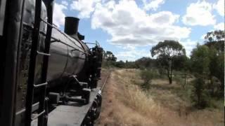 De la fiebre del oro a los trenes a vapor