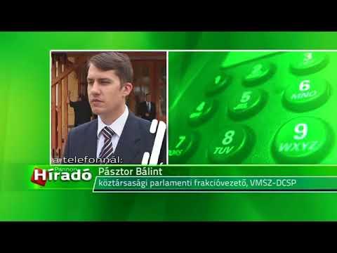 Pásztor Bálint: Meg tudtuk őrizni a nemzeti tanácsok összes hatáskörét-cover