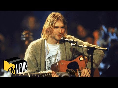 The Life & Death of Kurt Cobain (1994) | MTV News Special Report