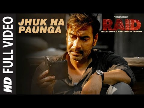 Jhuk Na Paunga hindi video song