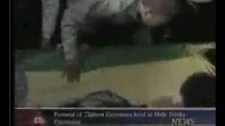 Dr. Tilahun Gessesse - Funeral