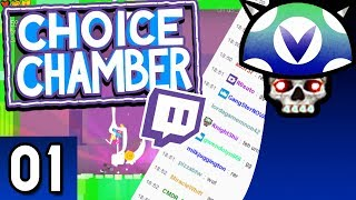 Download Video [Vinesauce] Joel - Choice Chamber ( Part 1 ) MP3 3GP MP4