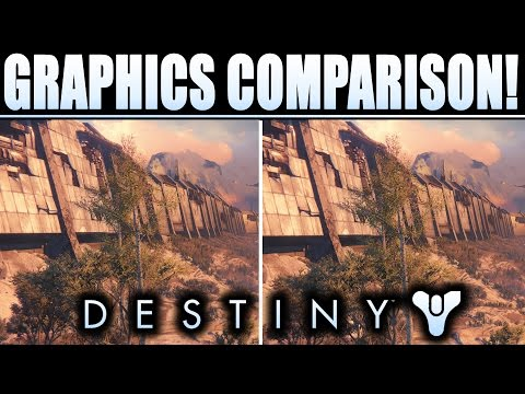 Xbox 360 - Destiny PS4 vs Xbox One vs PS3 vs Xbox 360 Destiny Graphics Comparison in 1080p HD. Subscribe Here On YouTube For Daily Videos: http://www.youtube.com/subscription_center?add_user=bestofvideogames...
