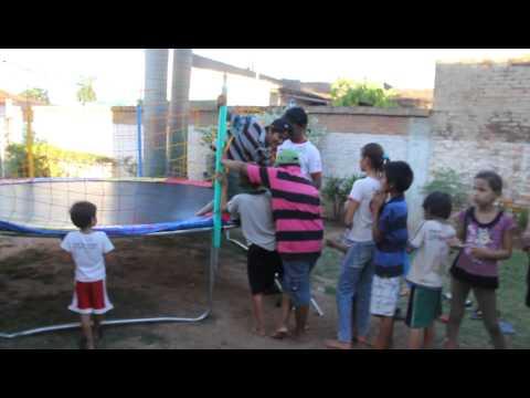 Projeto Educação além fronteiras