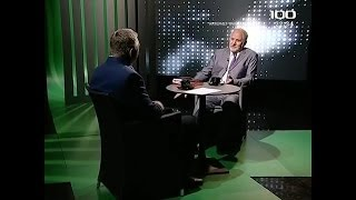 Степан Сулакшин на телеканале 100ТВ
