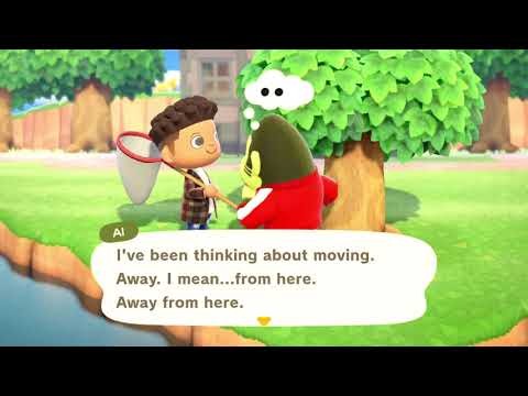 How to get rid OF UGLY & ANNOYING NEIGHBOURS / VILLAGERS in Animal Crossing New Horizons