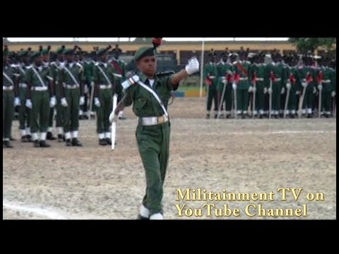Must Watch: NMS Boys Again with Another Beautiful Parade #Nigerian Army
