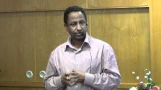 Pastor Abraham Zekarias