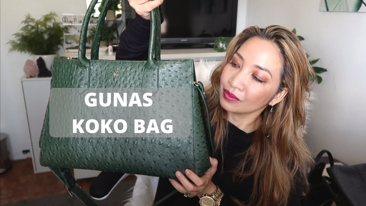 UNBOXING GUNAS LUXURY VEGAN BAG + HOLIDAY MESSAGE IN THE MIDST OF PANDEMIC